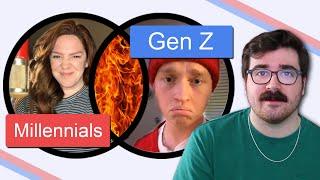 Gen Z vs Millennials
