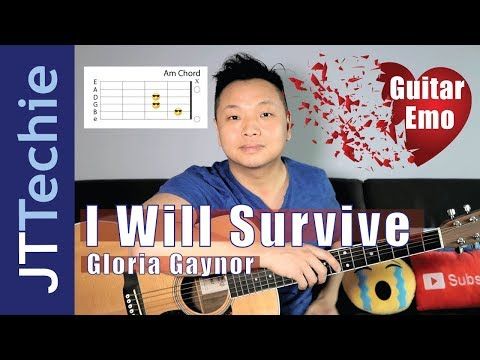 I Will Survive - Gloria Gaynor Guitar Chords