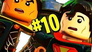 POKONALIŚMY FAŁSZYWYCH BOHATERÓW? LEGO DC Super-Villains - LEGO DC SUPER ZŁOCZYŃCY | BROT