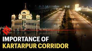 Kartarpur Corridor Becomes a Reality for Sikh Devotees | Kartarpur Sahib