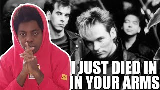 Cutting Crew - (I Just) Died In Your Arms (REACTION!!!)