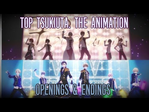 「My Top Tsukiuta. The Animation Opening & Ending Songs 」 ► Madoka