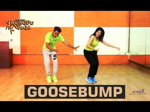 Goosebump | Kung Fu Yoga | Zumba (R) | Dance | Choreo By Mugdha | Jackie Chan, Sonu Sood, Fazilpuria