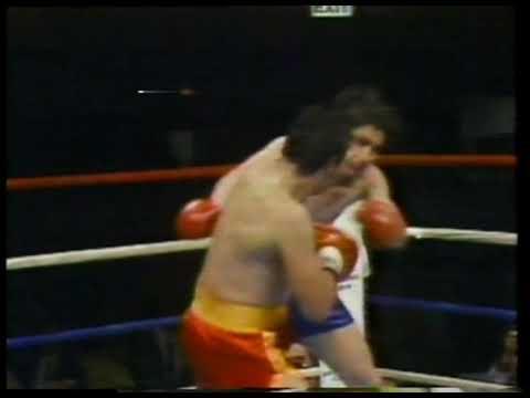 Chuck Nash San Marcos >> Boxing 1982 Nbcs Dick Enberg Highlights Light