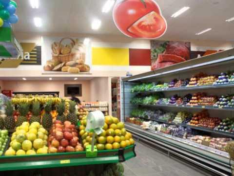 Supermercado extra promoção de carne