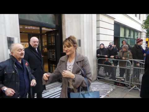 Sarah Parish in London 11 11 2016 1