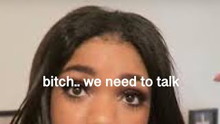 Download DRAGGING teala dunn.. she's annoying asf. Mp3 and Videos