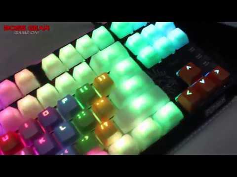 Cùng thay bộ keycap Rainbow cho bàn phím cơ Fuhlen SM680R huyền thoại nào!