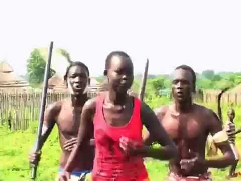 Dinka Bor South Sudan Aloc  4