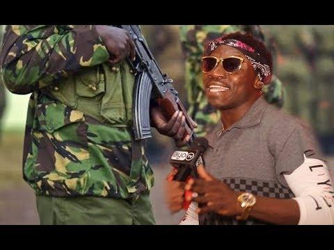 """""""Niliponea kufa baada ya kumuibia Mwanajeshi"""