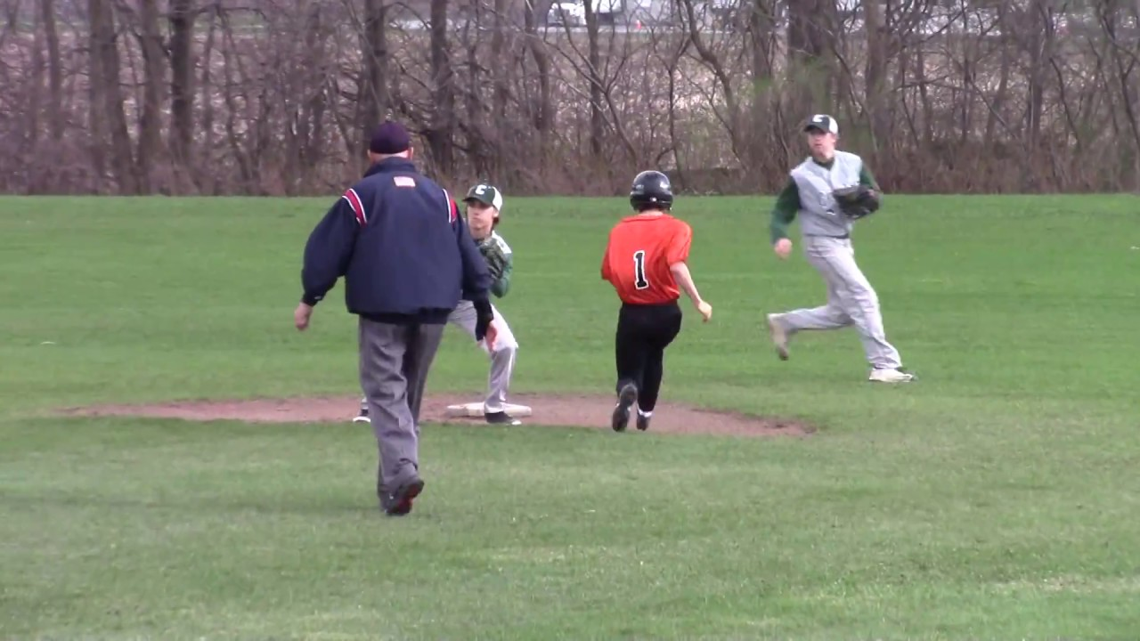 Chazy - Indian Lake-Long Lake Baseball  5-4-18