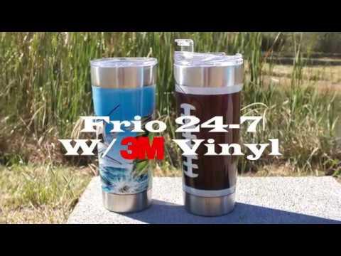Frio 24-7 w/ 3M Vinyl