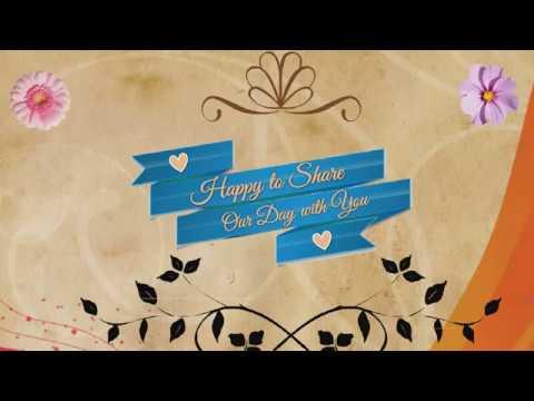 Contoh Undangan Pernikahan Online Lewat Wa Wedding Invitation 2018