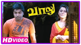 Vaalu Tamil Movie | Scenes | Hansika Comes To Simbu's Home To Meet His Parents