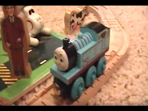 The Legend of Diesel 10 | Thomas & Friends Wooden Railway Ad
