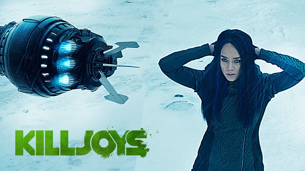 Killjoys Trailer Deutsch