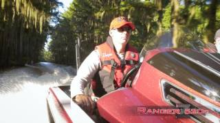 Ranger Z520c Comanche On Water Footage