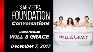 Conversations with Debra Messing of WILL & GRACE