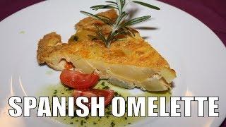 Spanish Omelette Recipe - Breakfast Recipe