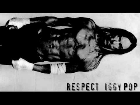 Iggy POP - Punkrocker (Insaneman remix)