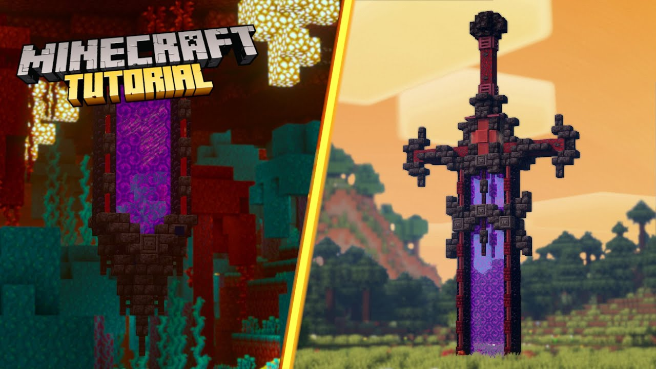 7 New Ways to Build a Nether Portal In Minecraft!