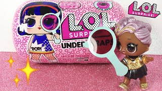 Apriamo una nuova LOL Surprise Under Wraps della serie Eye Spy [Unboxing]