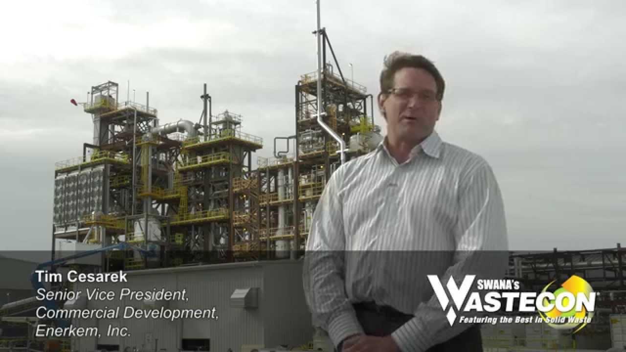 Tim Cesarek Talks About His Presentation for WASTECON 2015