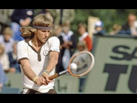 Borg - Bengtsson vs Zedník - K...