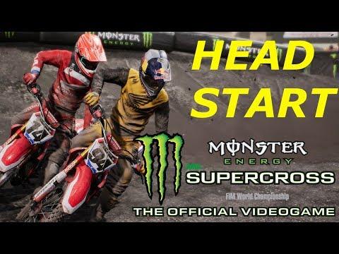 Monster Energy Supercross - Head Start Championship EP13 - Seattle (Roczen)