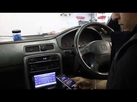 Установка автозвука в Honda Domani | Paradise Customs