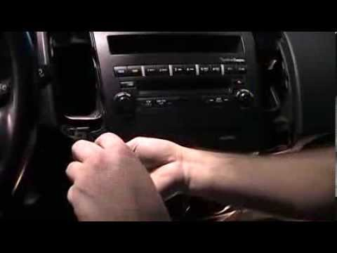 aux inputusb charger install pt 1 08 mitsu outlander  YouTube