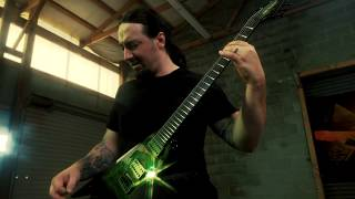 NILE // THE FIENDS WHO COME TO STEAL THE MAGICK // BRIAN KINGSLAND // Carillion Guitars Playthrough