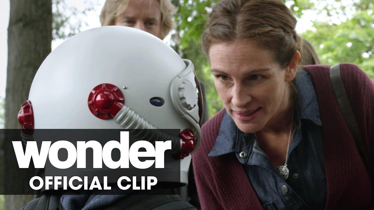 "Wonder (2017 Movie) Official Clip ""First Day"" – Julia Roberts, Owen Wilson, Jacob Tremblay"