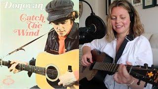 Catch The Wind - Donovan - Sabrina Lloyd Cover