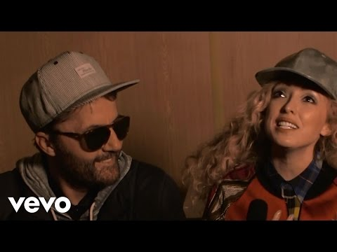 The Ting Tings - Toazted Interview 2015 (part 1)