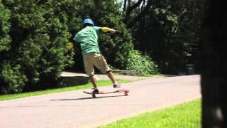 Longboarding: Feelin Happy
