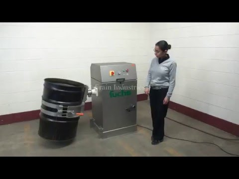 55 GAL Drum Mixer Demonstration  YouTube