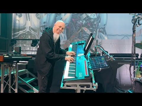 Jordan Rudess - A Tour Of His 2019 Dream Theater Keyboard Rig