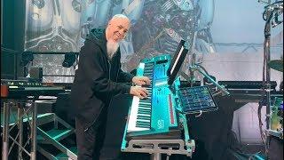 Jordan Rudess - A Tour of His 2019 Dream Theater Keyboard Rig