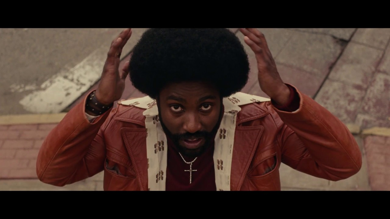 BLACKkKLANSMAN di Spike Lee - Trailer italiano ufficiale