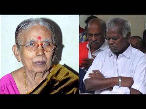 Political Leaders pay homage to CPI leader Nallakannu's wife