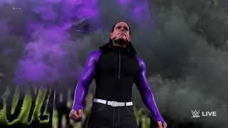 Jeff Hardy Entrance - WWE 2K18 (Enduring Icons Pack)