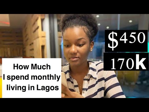 Download How Much I spend Monthly living in Lagos Alone