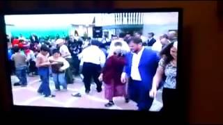 Рамзан Кадыров уронил девушку на свадьбе