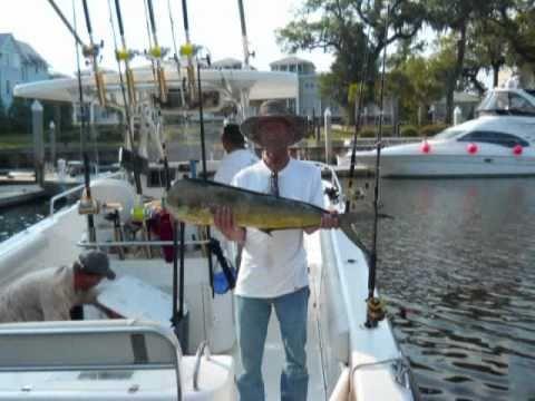 Gulf Stream Fishing Trip - Charleston , SC