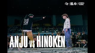 Locking Final Battle:Anju vs Hinoken|180304 OBS vol.12 Day3