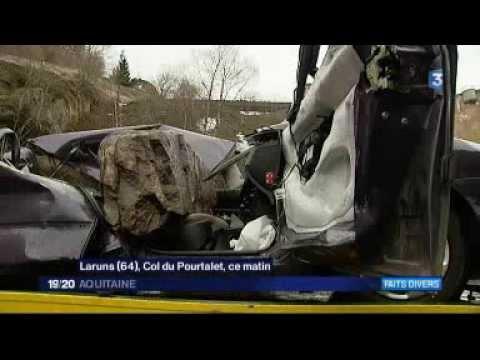 Une femme meurt écrasée par la chute d'un rocher à Artouste (Pyrénées-Atlantiques)