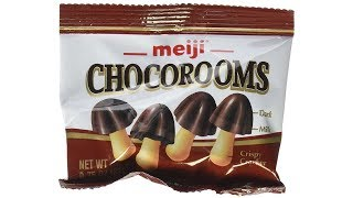 Chocorooms 24 individual 21g bags