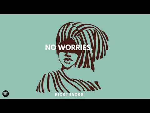 [Vlog music] Chill Music Hip-Hop Beat Abstract Instrumental / No worries - Kicktracks