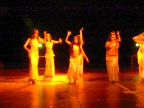 Danza arabe - Arabian DANCE!!